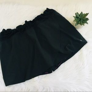 Skirt Sports Black Hover Athletic Skirt Sz XXL